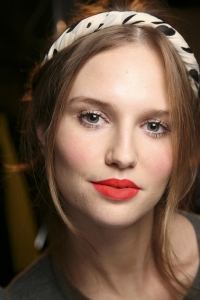Stylish Runway Hairstyles for 2011