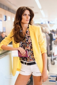 Isabeli Fontana for Mango Spring/Summer 2011