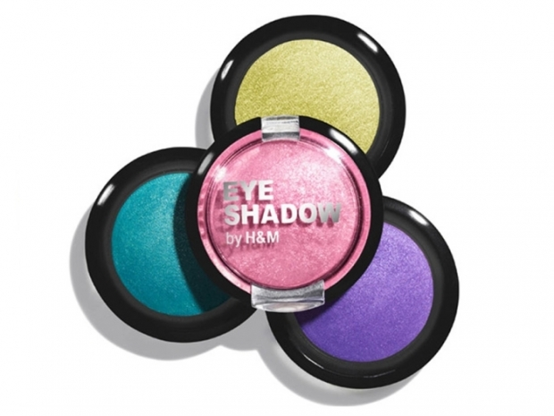 H&M Spring 2011 Makeup Eyeshadows