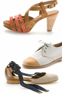 Anaid Kupuri Spring/Summer 2011 Shoes