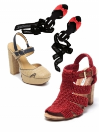 Bimba & Lola Spring 2011 Shoes