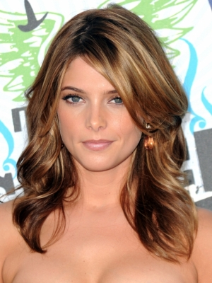 ashley greene hair colour. Ashley Greene