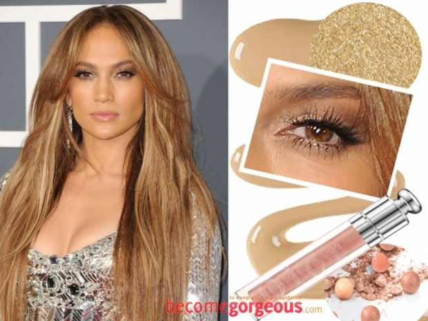 Jennifer Lopez Eye Makeup 2011