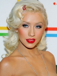 Vintage Inspired Celebrity Makeup Ideas