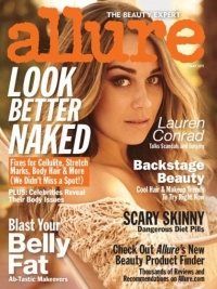 Lauren Conrad Covers Allure May 2011