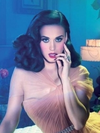Katy Perry for GHD Professional Hair Styling
