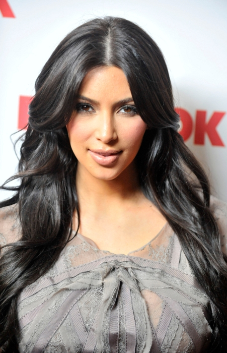 kim kardashian new hair color 2011. Brunette hair color in 2011 is
