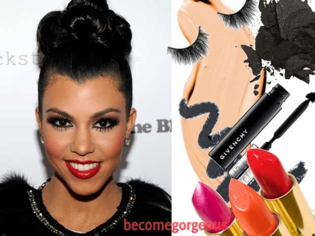 Trendy Celebrity Makeup Ideas 2011