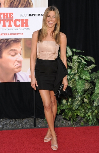 Jennifer Aniston <br />Jennifer Aniston's fabulous body and gorgeousness has helped her land several magazine covers throughout time and at the age of 42, she looks better than ever. Jennifer