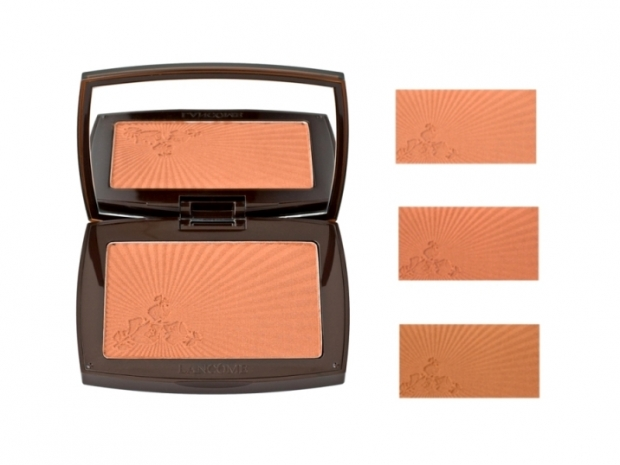 Lancome Bronze Azure Summer 2011 Makeup