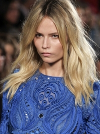 Summer 2011 Messy Hairstyle Trends