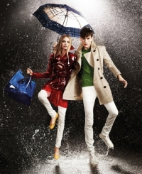 Burberry April Showers 2011 Collection