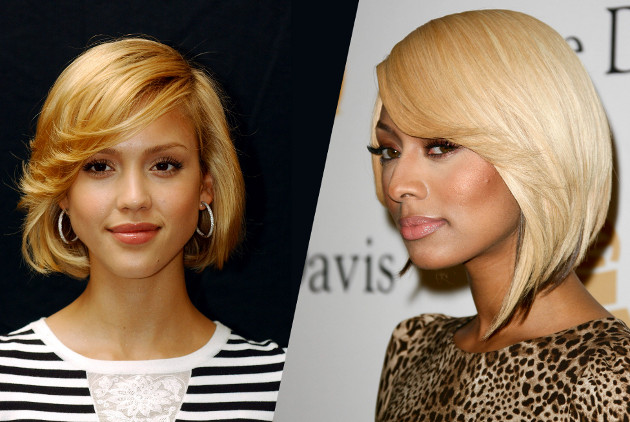 Beautiful Celebrity Bob Hairstyles