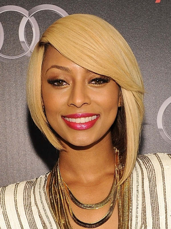 atl hairstyles : Asymmetrical Golden Bob Cut Hair Pictures Of Afro Black Hairstyles ...