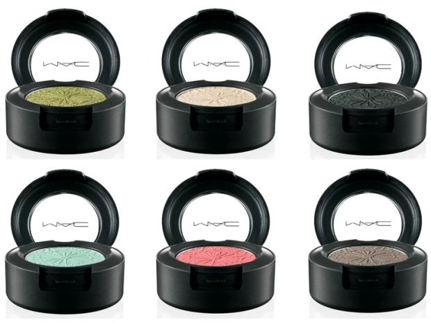 MAC Fashion Flower Makeup Summer 2011