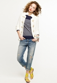 J.Crew 'Looks We Love' May 2011 Lookbook