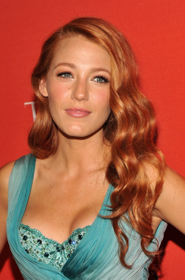 vanessa hessler gaddafi. blake lively hair color.