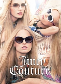 Juicy Couture Spring 2011 Campaign