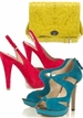 Summer 2011 Trends - Bright Shoes and Handbags