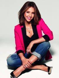 Jessica Alba the New Face of Piaget's Possession Jewelry Line