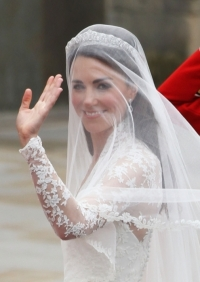 Royal Wedding - Kate Middleton's Wedding Gown