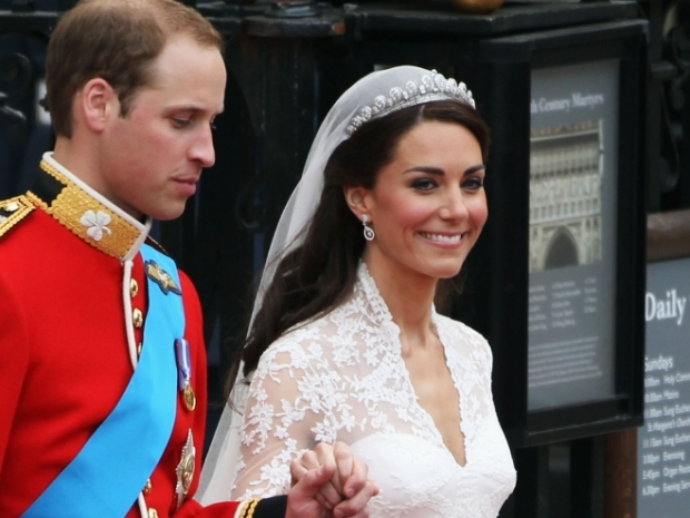 Kate Middleton Wedding Hair and Makeup