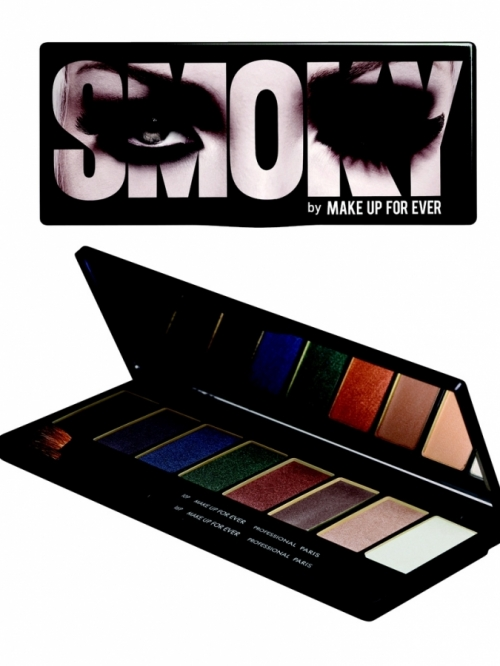 Make Up For Ever Smoky Couleur Makeup Collection for Fall 2011