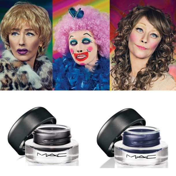 MAC For Cindy Sherman Fall 2011 Collection