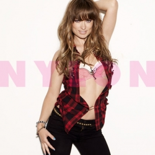 Olivia Wilde Covers Nylon August 2011