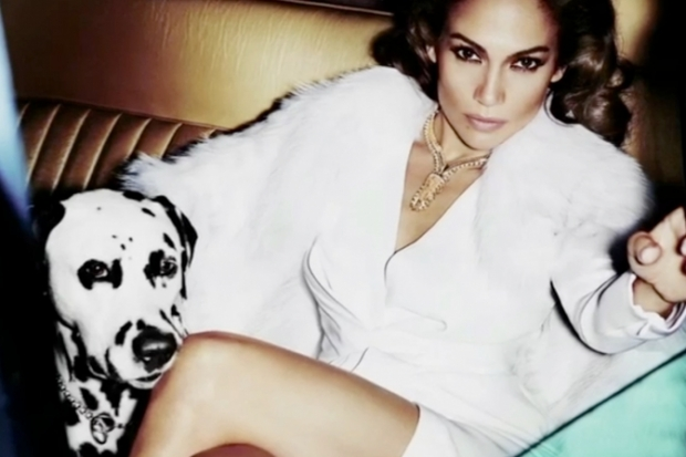 Jennifer Lopez 2011 Vanity Fair