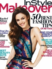 Rachel Bilson Covers 'InStyle Makeover'