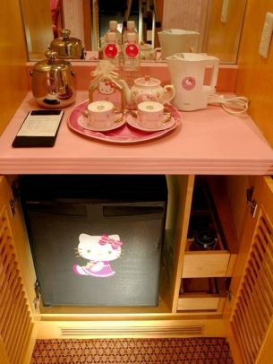 Hello Kitty House Taiwan
