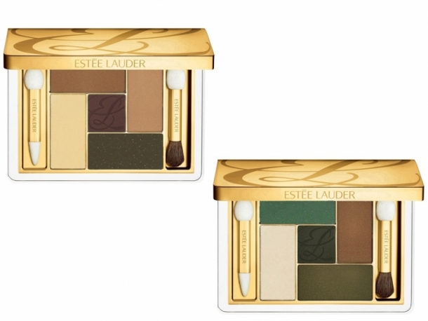 Estee Lauder Pure Color Eyeshadow Palettes