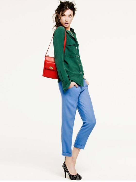 J.Crew Looks We Love Fall 2011 Lookbook