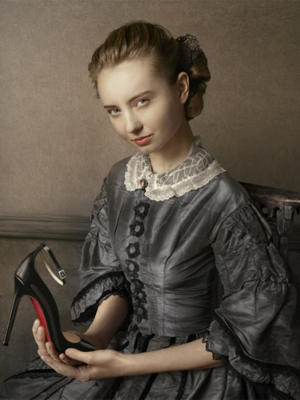 Christian Louboutin Fall 2011 Lookbook