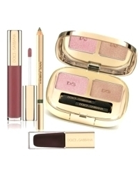Dolce & Gabbana Sweet Temptations Makeup for Fall 2011