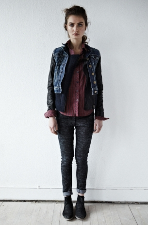 Scotch & Soda Fall 2011 Lookbook