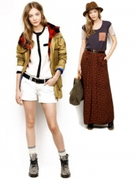 Madewell Fall 2011 Lookbook