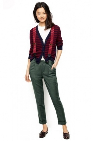 Madewell 2011 Fall Fashion Collection