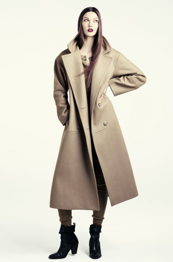 H&M Fall 2011 Lookbook