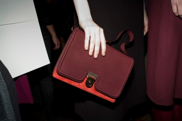 Victoria Beckham Fall/Winter 2011 Handbags Lookbook