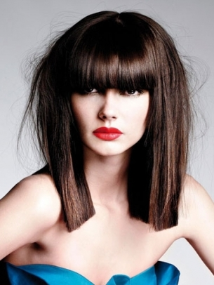 Gorgeous Medium Length Haircuts