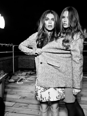 Pull&Bear Fall/Winter 2011 Ad Campaign