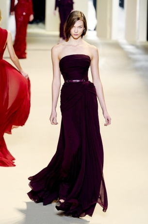 Elie Saab Fall/Winter 2011 Fashion Collection