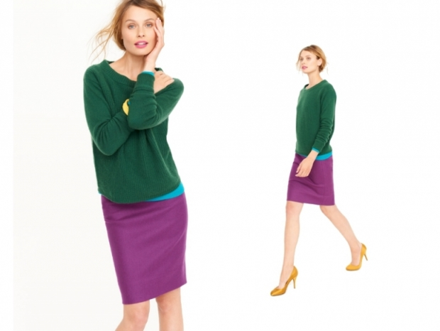 J.Crew Fall Collection Lookbook
