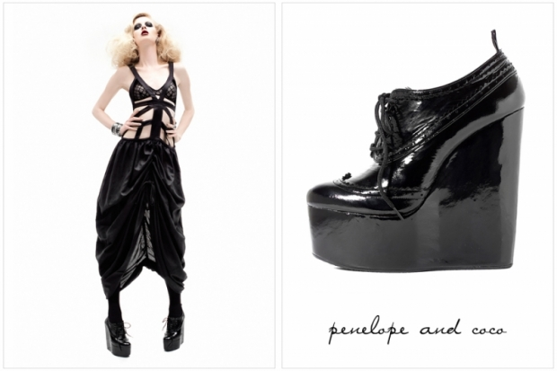 Penelope and Coco Fall/Winter 2011 Shoes