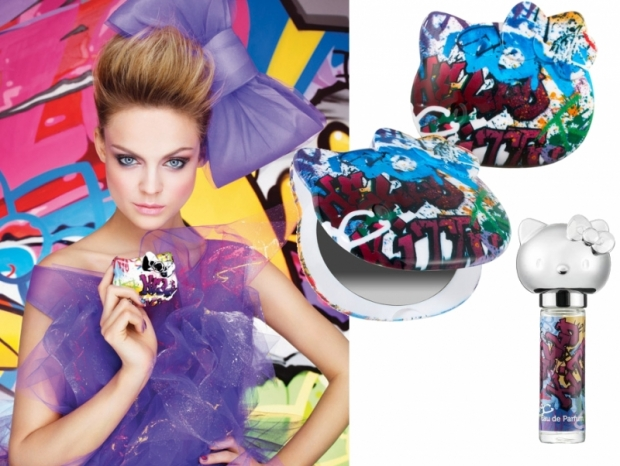 Hello Kitty Graffiti Makeup Collection