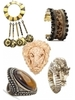 Mango Fall/Winter 2011 Jewelry Collection