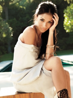 Nicole Scherzinger for Marie Claire September 2011