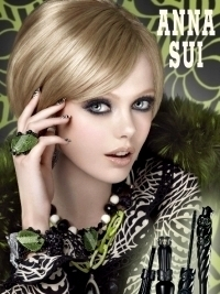 Anna Sui Fall 2011 Makeup Collection